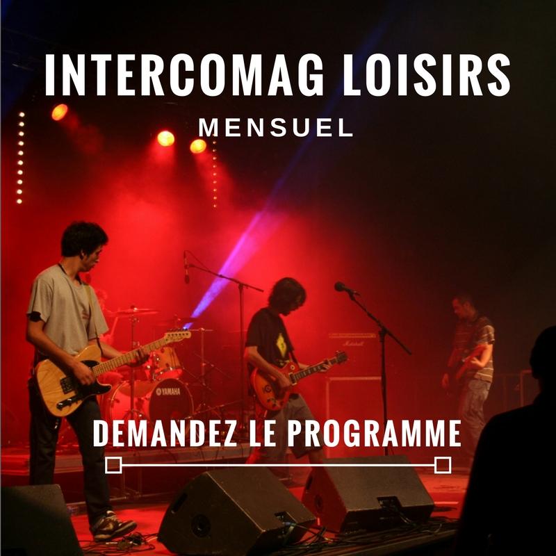 Inscription IntercoMag Loisirs mensue