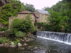 Moulin de Boudouy - Pampelonne (Tarn)