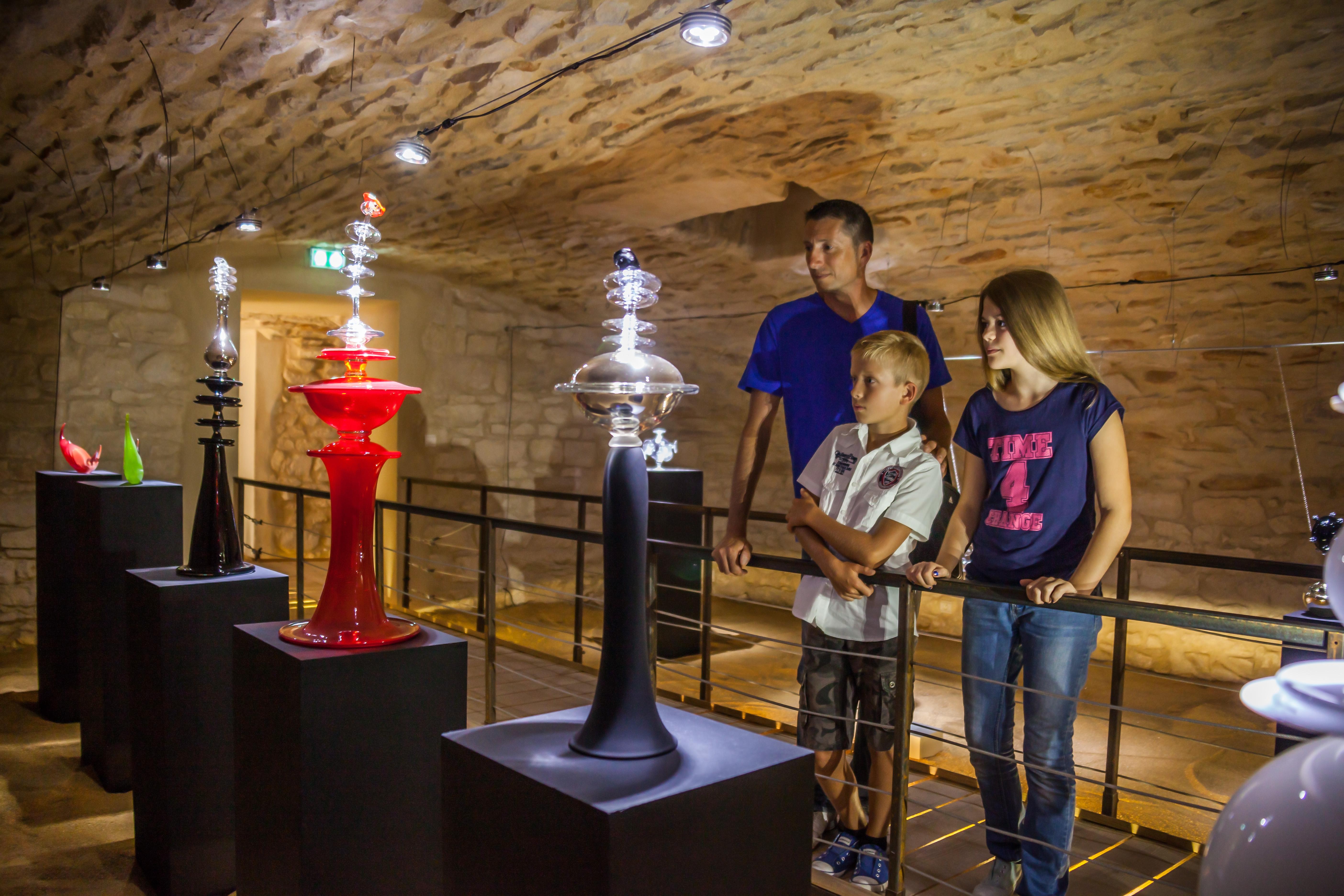 musee-verre © Pays Albigeois et Bastides - Mediart 360 et Vent d'Autan