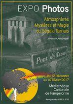 Exposition photos « Atmosphères mystères et magies du Ségala Tarnais »