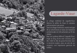 Carte postale - Lagarde Viaur © Jérome Morel