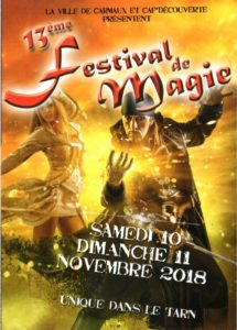 Festival de Magie - Maison de la musique - Cap Découverte
