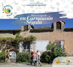 Magazine Mon Escapade en Carmausin-Ségala